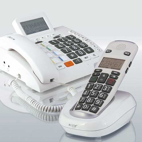 Telefone und Telefonverstärker